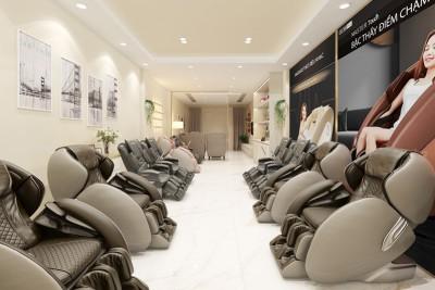 Có nên mua ghế massage ở siêu thị? Bí quyết chọn ghế ra sao?
