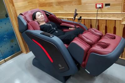 Top 1 địa chỉ bán ghế massage Hải Dương uy tín chính hãng