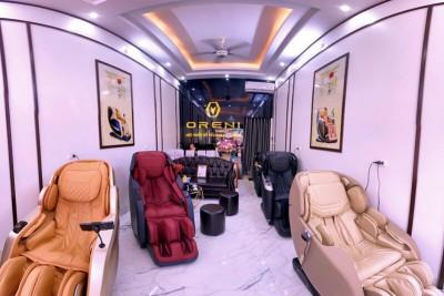 Địa chỉ bán ghế massage toàn thân uy tín tại Bắc Ninh giá tốt nhất