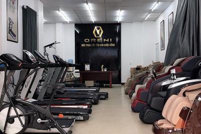 Địa chỉ bán ghế massage toàn thân uy tín tại quận Bình Tân
