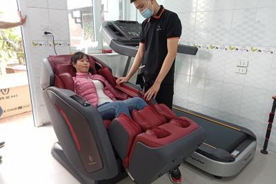 Cửa hàng bán ghế massage tại Hai Bà Trưng uy tín chính hãng
