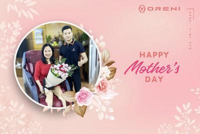 Ghế massage - Món quà sức khỏe vô giá tặng mẹ ngày Mother's Day