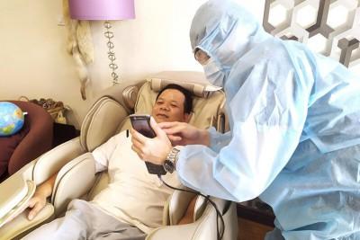 Ghế massage Oreni OR-180 - Món quà sinh nhật bất ngờ từ vợ