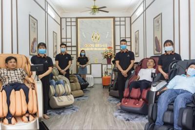 Khai trương Oreni Hoài Đức, thưởng thức đẳng cấp ghế massage 5 sao ngàn ưu đãi