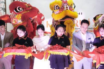 Ghế massage Oreni Quảng Ninh tưng bừng ngày khai trương