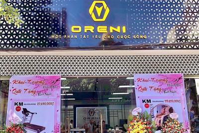Khai trương showroom Oreni Sơn La, quà tặng thả ga, ưu đãi cho mọi nhà