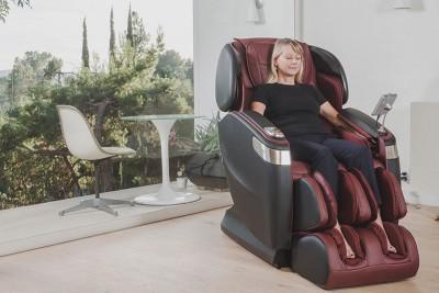 Ghế massage hồng ngoại là gì? Nó khác ghế thường điểm nào?