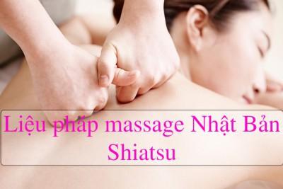 Massage Shiatsu là gì? 10 lợi ích của phương pháp Shiatsu Nhật
