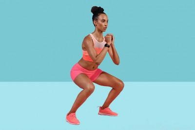 Squat có làm to chân không? Cách Squat đúng giúp chân thon mông nở